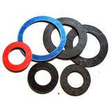 EPDM Nr Silicone Rubber Gasket for Kinds of Machines