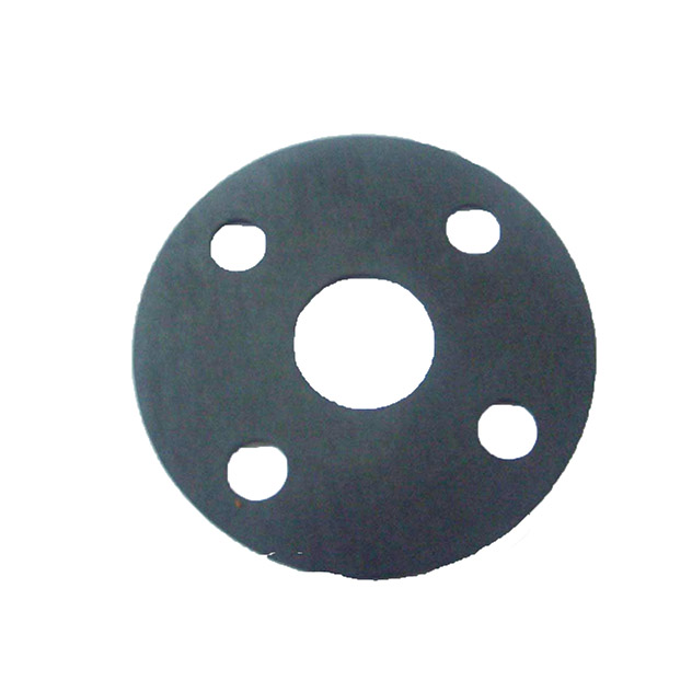 Round Flat FKM Rubber Gasket for Sealing and Protecting