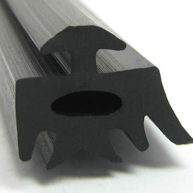 EPDM PVC Rubber Extrusion Profile for Automotive
